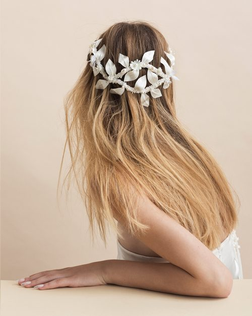 Boho soul headpiece by Tami Bar-Lev