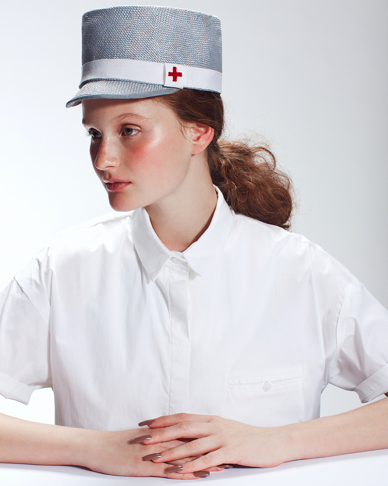 'Become a Nurse' Kepi Hat