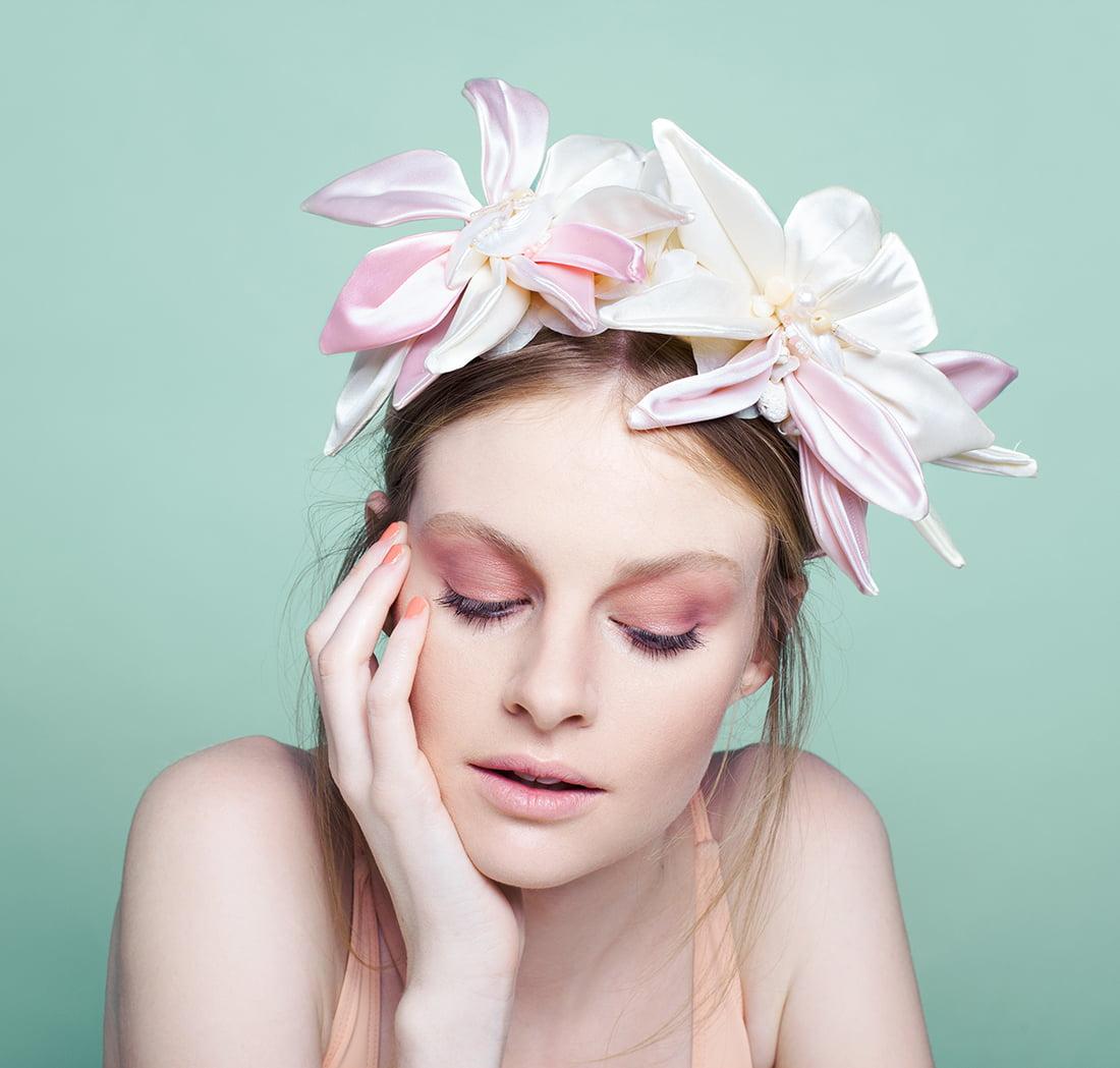'Pink Voodoo' Bride