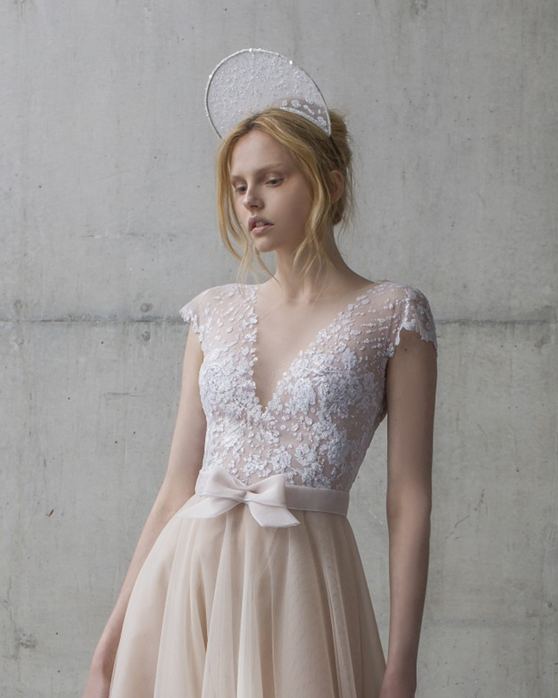 Angel- STARDUST- Headpieces for Mira Zwillinger