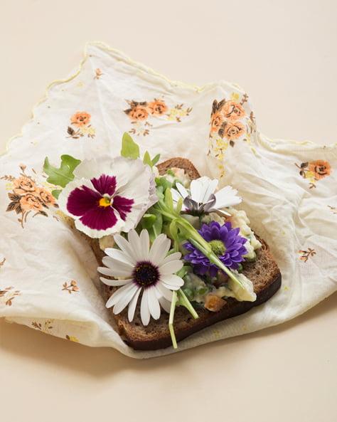 'Flower Sandwich'