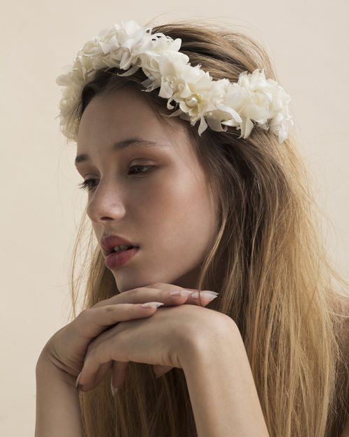 'Boho Dlight' Headpiece by Tami Bar-Lev