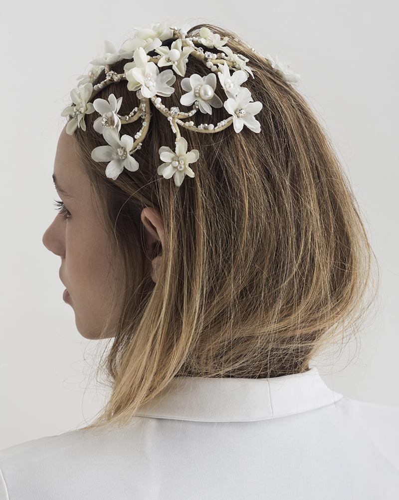 Flowers In My Hair Tami Bar Lev