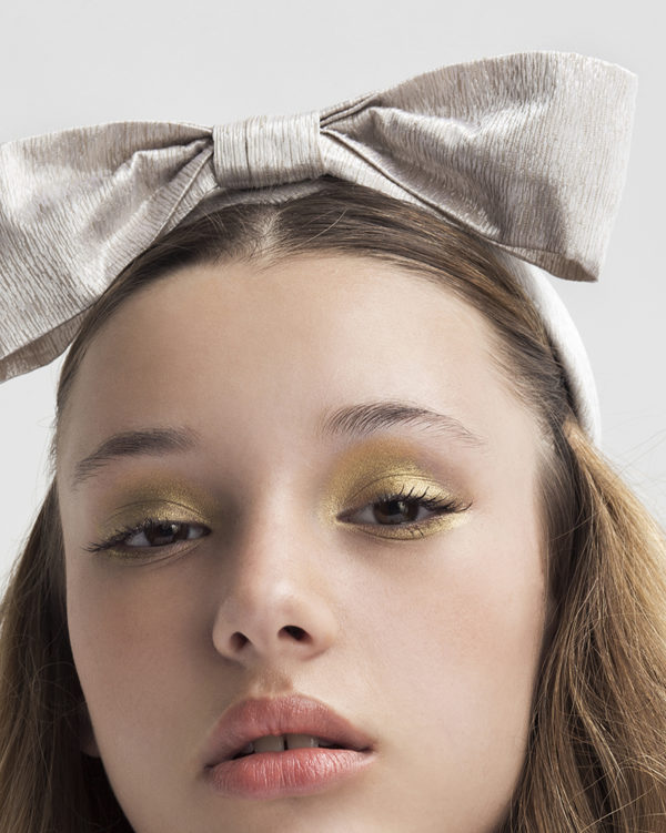 Luxury Couture fancy bow headband by Tami Bar-Lev