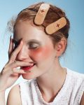 First Aid Band Headpiece by Tami Bar- Lev