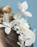 'Butterfly Valley' Headpiece by Tami Bar-Lev