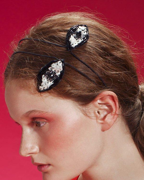 'Evil Eye' Headband - Headpiece by Tami Bar-Lev