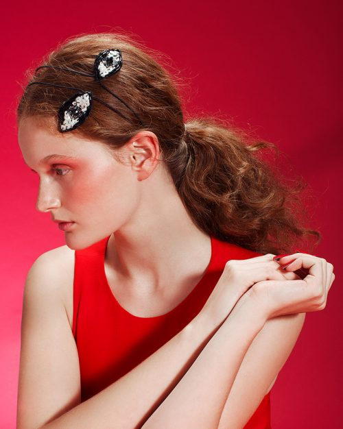 'Evil Eye' Headband - Headpiece by Tami Bar-Lev