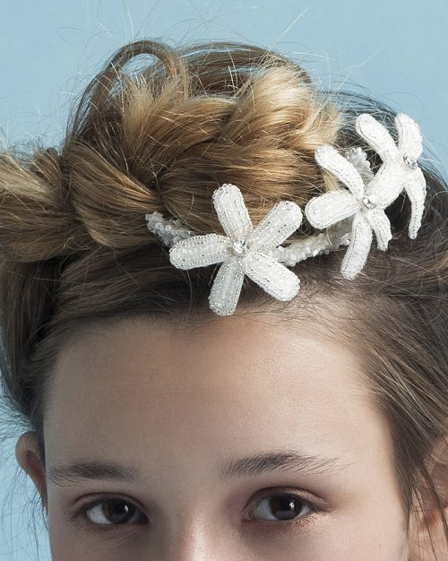 petite crystal twinkle -Bridal Headpiece by Tami Bar-Lev