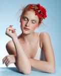 'Viva La Vida' Flower piece - 1400שח תמי בר-לב - צילום מיכאל טופיול