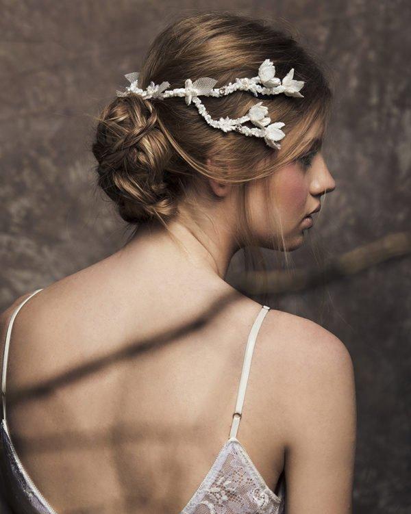 Willow- Bridal Headpiece by Tami Bar- Lev