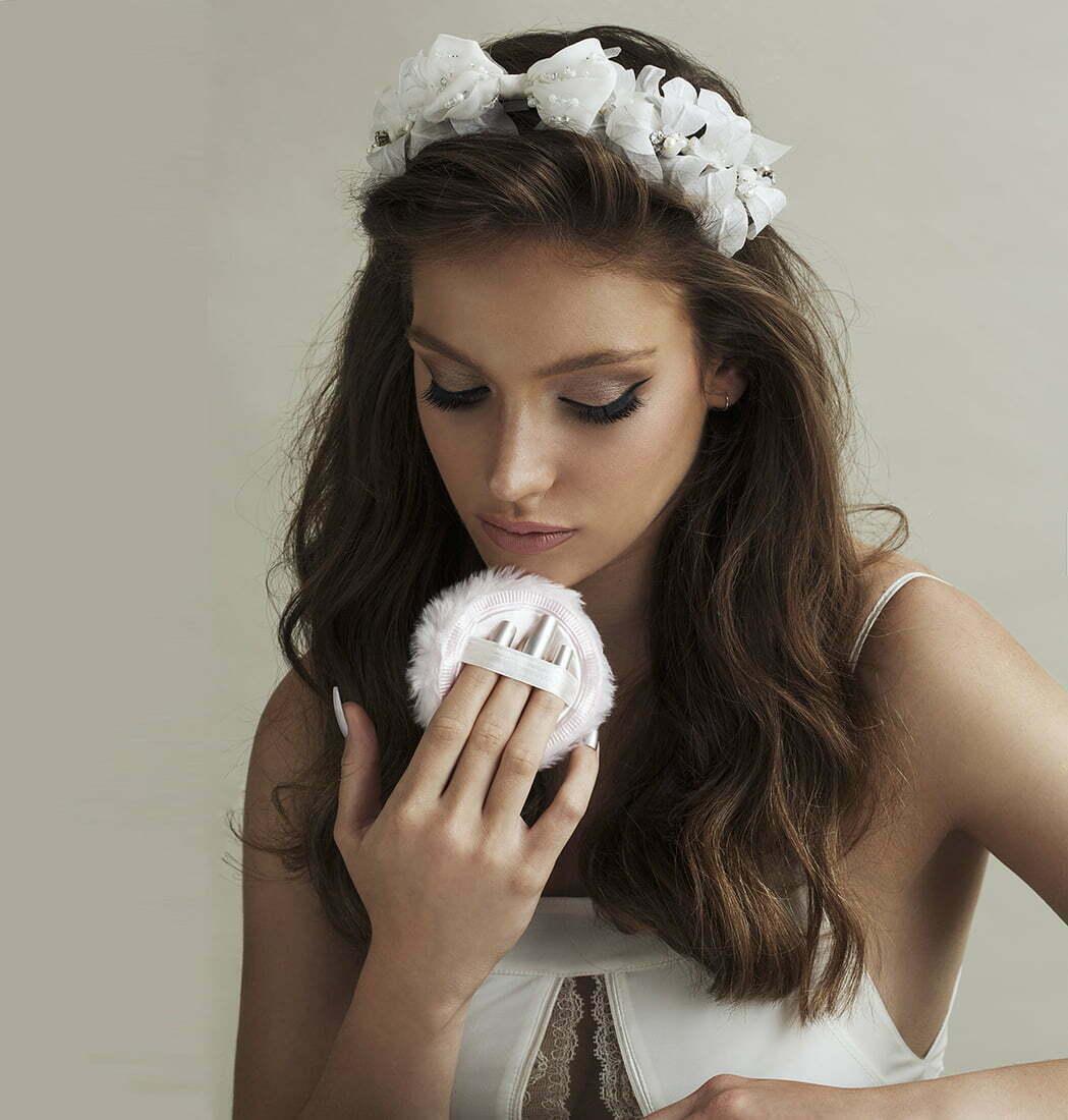 'Lush' Tiara Bridal Headpiece by Tami Bar- Lev