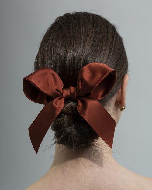 Classy Ribbon - rusty cinnamon by Tami Bar- Lev