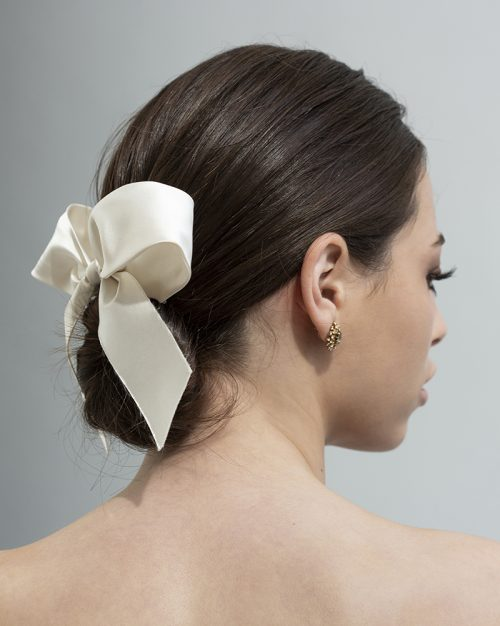 Classy Ribbon -PEARL silk by Tami Bar- Lev