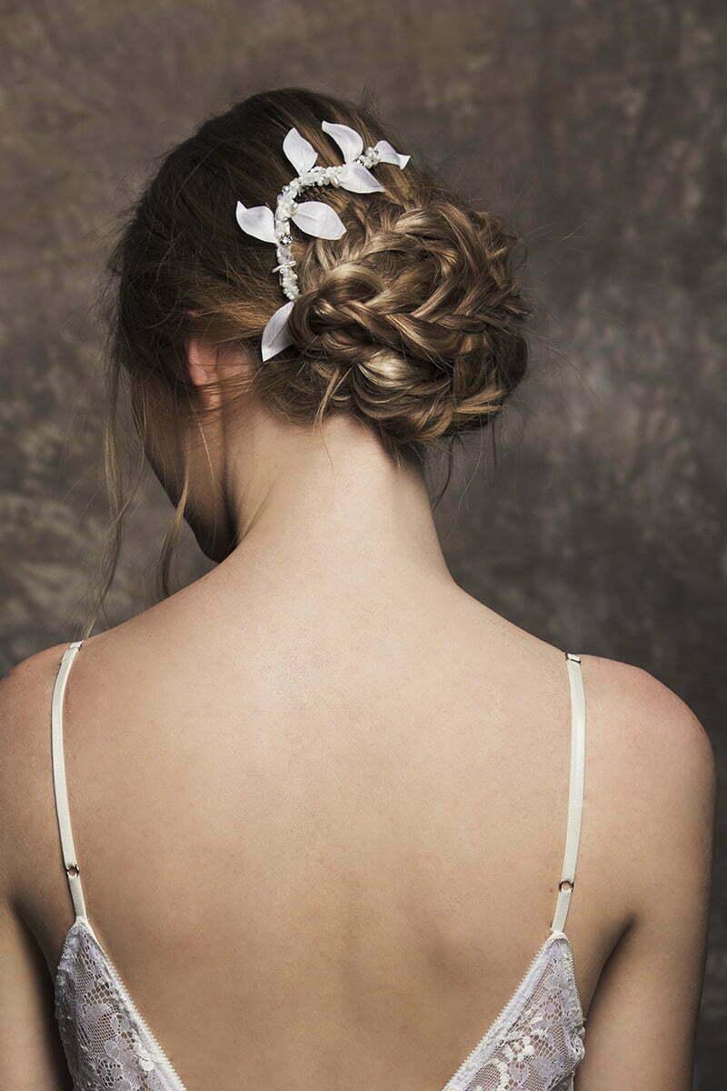 petit branch Bridal Headpiece by Tami Bar- Lev