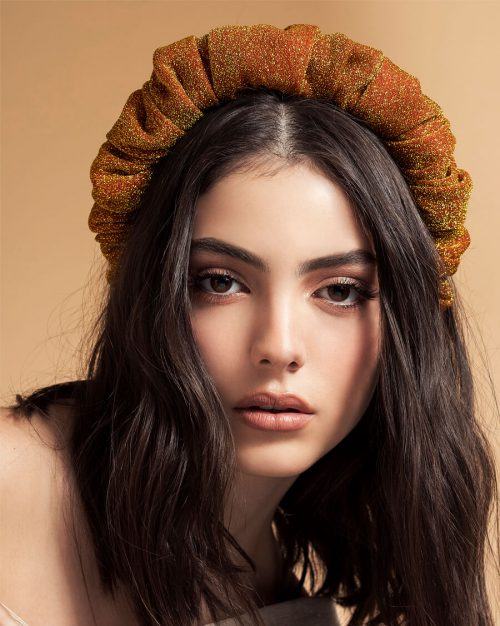 Scrunchy Headband by Tami Bar- Lev