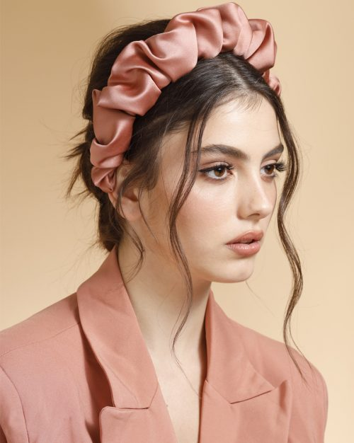 Scrunchy Headband by Tami Bar- Lev